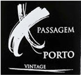 Wine Label - Passagem Tawny Port N.V. THUMBNAIL