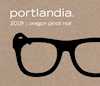 Wine Label: Portlandia 2019 Pinot Noir HALF BOTTLE THUMBNAIL