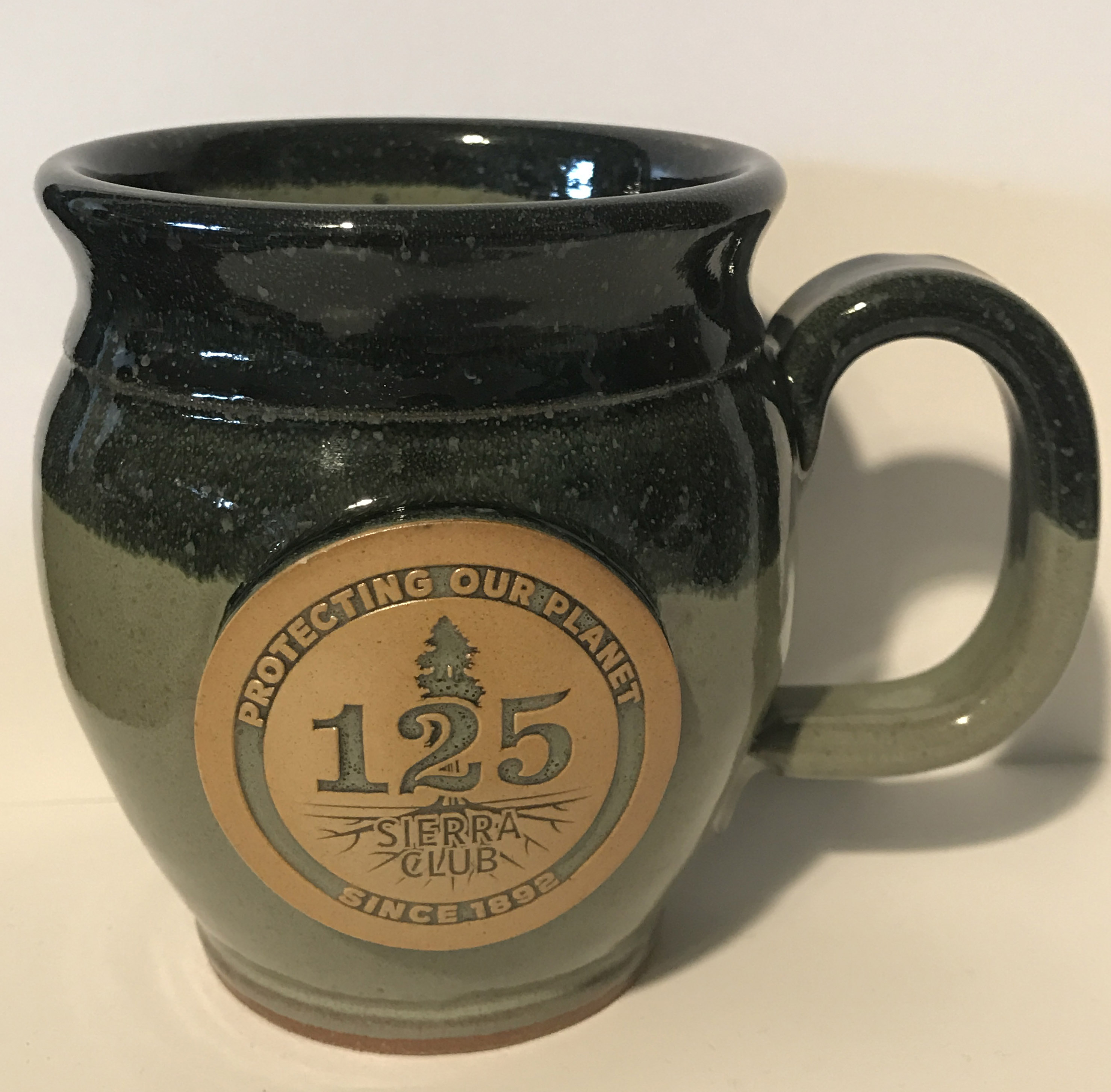 Sierra Club 125th Anniversary Stoneware Mug Mini-Thumbnail