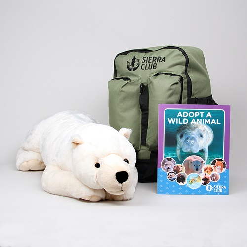 Jumbo Polar Bear Set LARGE