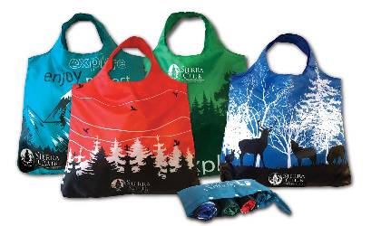 New Eco-Chic Reusable Shopping Bags