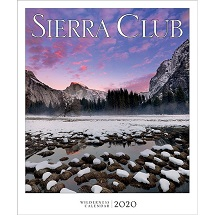 2020 Sierra Club Wall Calendar THUMBNAIL