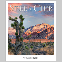 2021 Sierra Club Wall Calendar THUMBNAIL