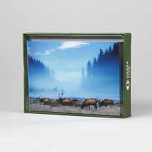 Sierra Club Roosevelt Elk Holiday Cards_THUMBNAIL