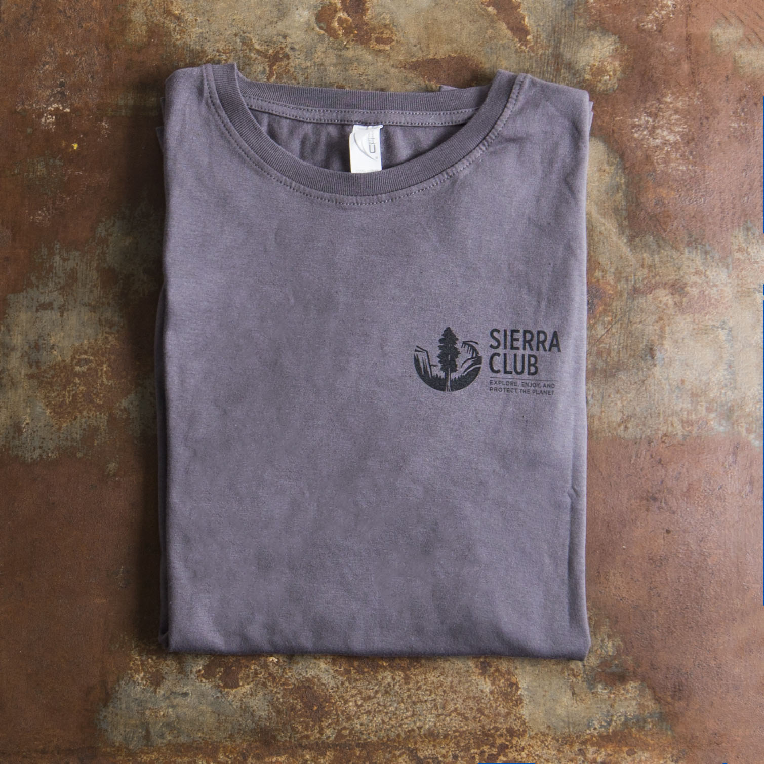 Sierra Club Official Logo T-Shirt Mini-Thumbnail