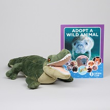 Adopt a Wild Animal Alligator THUMBNAIL