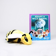 Adopt a Wild Animal Honey Bee THUMBNAIL