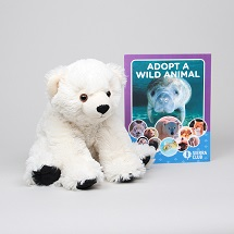 Adopt a Wild Animal Polar Bear THUMBNAIL