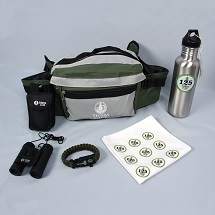National Parks Exploration Gift Set