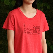 Big Bend National Park T-Shirt SWATCH