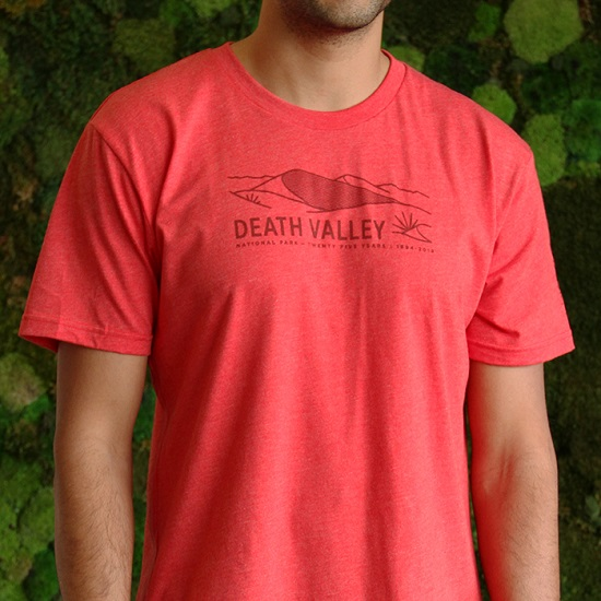 Death Valley National Park T-Shirt LARGE