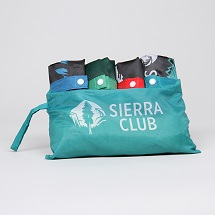 Eco-Chic Reusable Shopping Bags THUMBNAIL