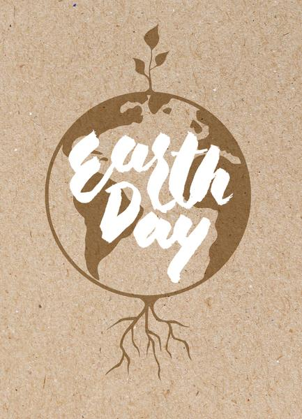 Earth Day Seed Favor