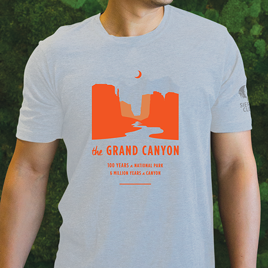 Grand Canyon 100 Years T-Shirt