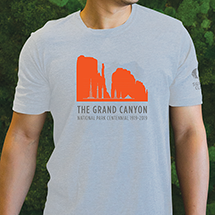 Grand Canyon Scales T-Shirt