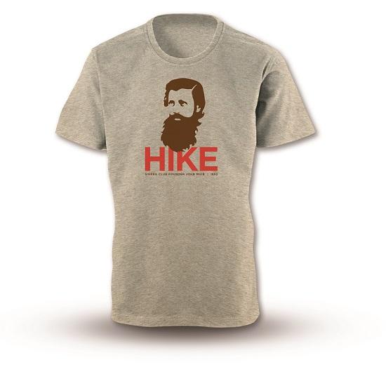 5d59e75a7c36 Muir Hike 100% rPet Wicking Shirt – Sierra Club Online Store