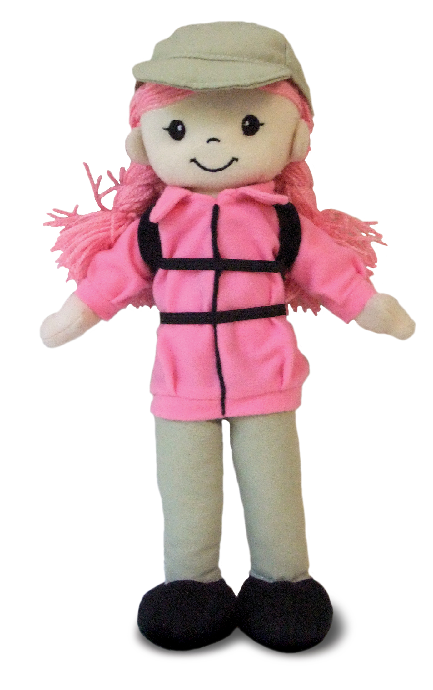 Sarah Sierra Club Hiker Doll