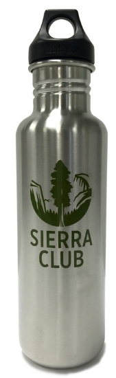 Sierra Club Klean Kanteen Water Bottle