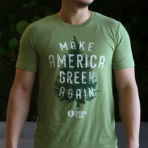 Make America Green Again T-Shirt_THUMBNAIL