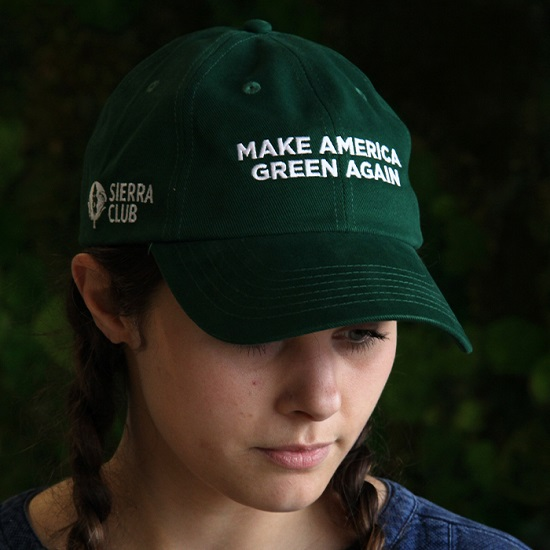 Make America Green Again Hat