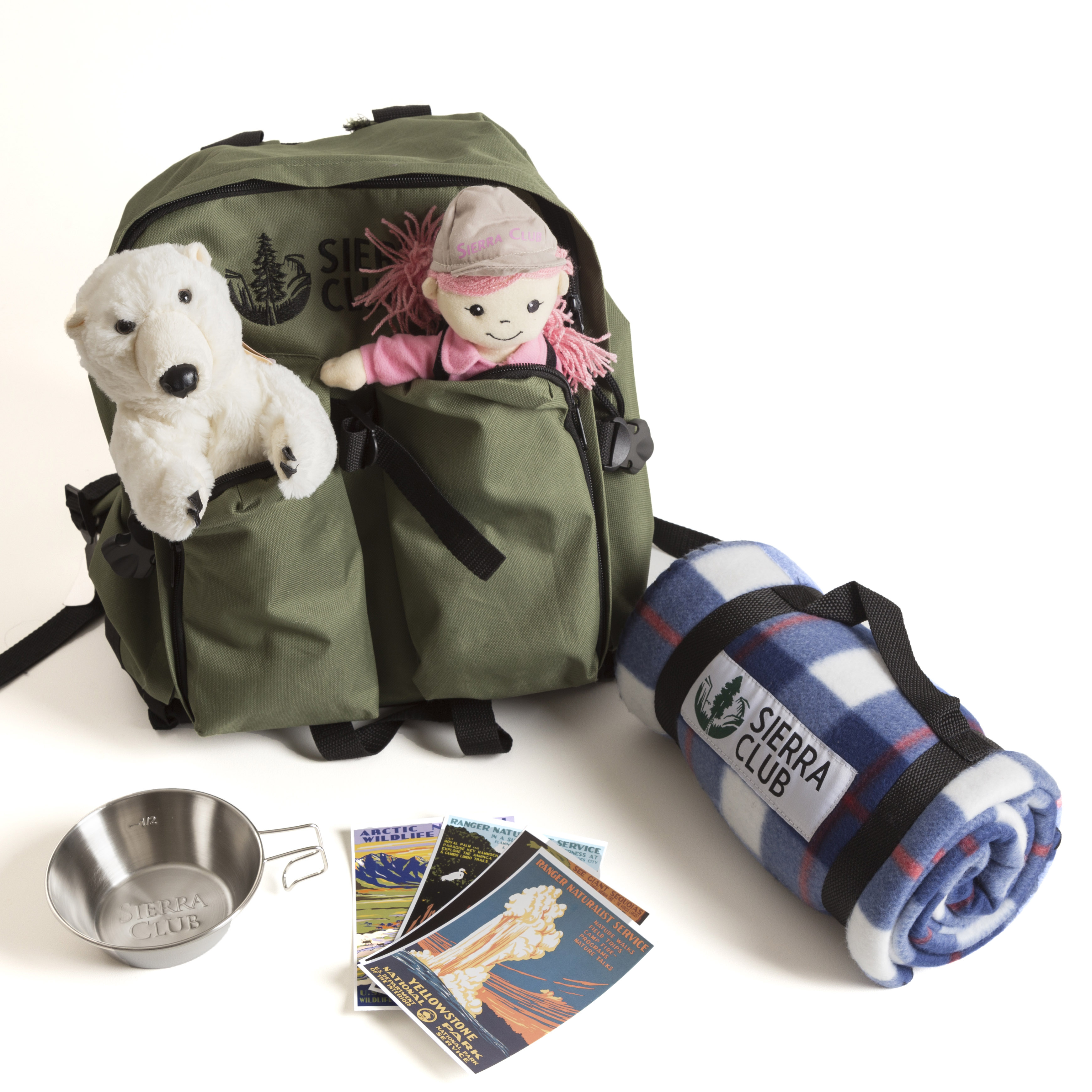 Kids Overnight Pack