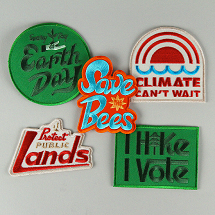 Sierra Club Patches THUMBNAIL