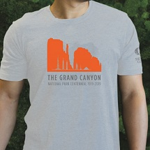 Grand Canyon Scales T-Shirt Mini-Thumbnail