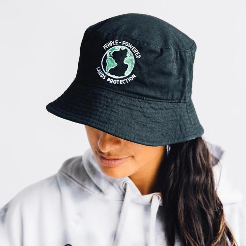 Sierra Club Parks Project Bucket Hat LARGE