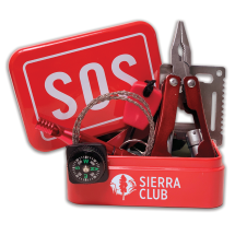 Sierra Club SOS Emergency Kit THUMBNAIL