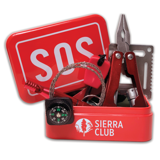 Sierra Club SOS Emergency Kit LARGE