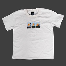 Explore, Enjoy & Protect Kids T-Shirt THUMBNAIL