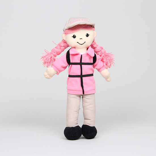 Sarah Sierra Club Hiker Doll LARGE