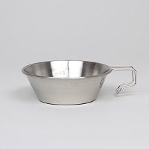 Sierra Club Stainless Steel Camping Cup THUMBNAIL