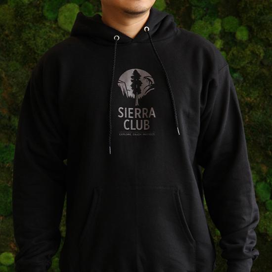 c2cddf0f80b6 Sierra Club Logo Hooded Sweatshirt – Sierra Club Online Store
