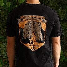 John Muir El Capitan National Park Service 100th Anniversary T-Shirt THUMBNAIL