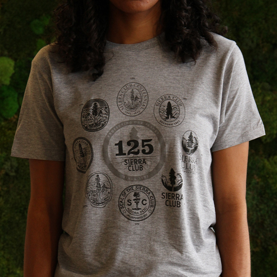 Sierra Club Logo Showcase T-Shirt