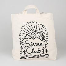 Sierra Club Eco Canvas Organic Cotton Tote Mini-Thumbnail