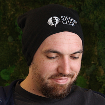 Sierra Club Organic Cotton Beanie SWATCH