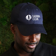 Sierra Club Logo Cap SWATCH