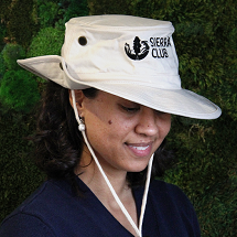 Sierra Club Safari Hat THUMBNAIL