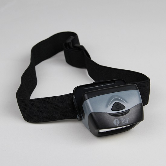 Sierra Club Headlamp LARGE