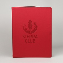 Sierra Club Apple Notebook