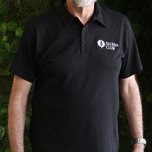 Sierra Club Organic Cotton Polo Shirt SWATCH