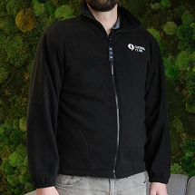 Sierra Club Logo Fleece Jacket THUMBNAIL