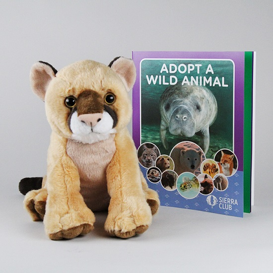 Adopt a Wild Animal Panther LARGE