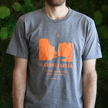 Grand Canyon 100 Years T-Shirt THUMBNAIL