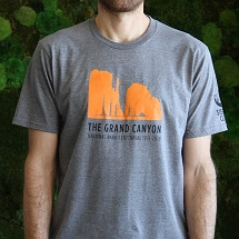 Grand Canyon Scales T-Shirt THUMBNAIL