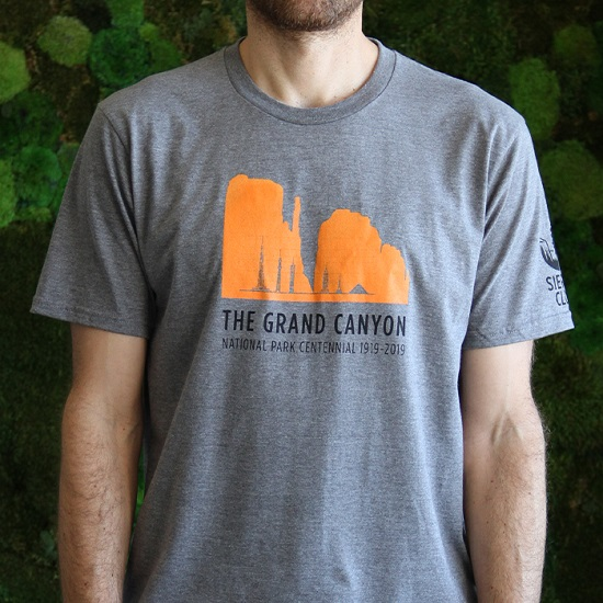 Grand Canyon Scales T-Shirt LARGE