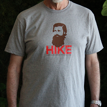 Muir Hike Wicking T-Shirt SWATCH
