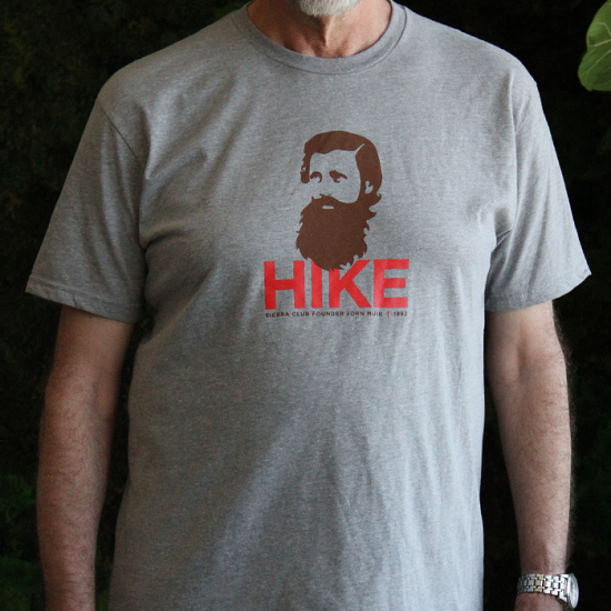 Muir Hike Wicking T-Shirt LARGE